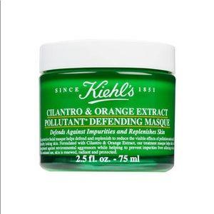 Kiehl's Cilantro & Orange Extract Mask